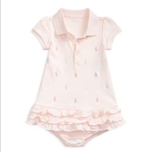 Ralph Lauren Cotton Baby Dress